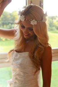 bridal headpiece, milliner dublin
