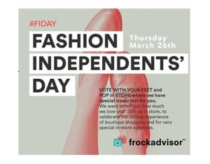 fashion independent's day
