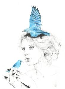carol farrell art and illustration